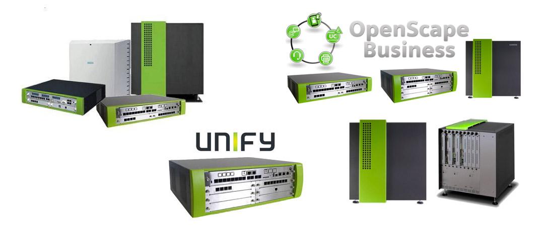 Centralitas Unify